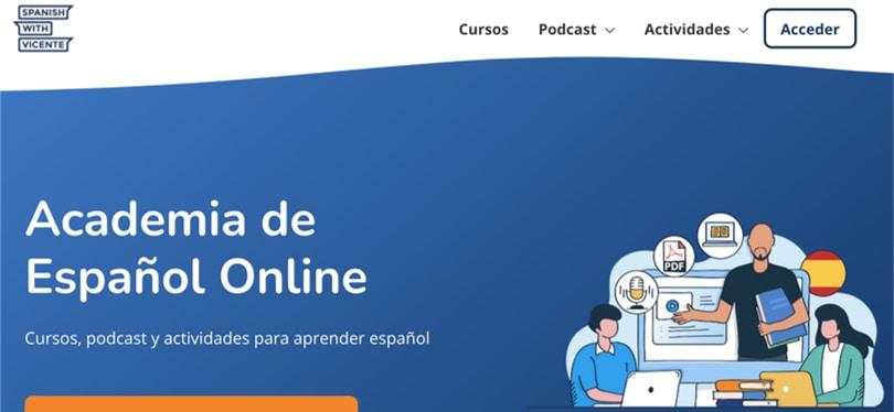 Image Academia de Español - Spanish Courses Online