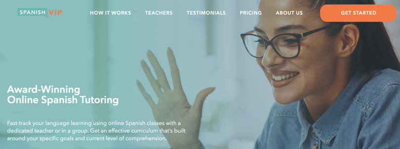 Image Spanish VIP - Spanish Courses Online