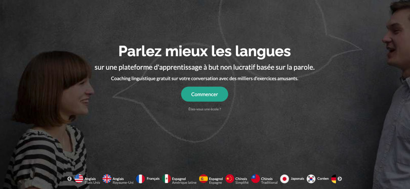 Image Speechling French Courses Online