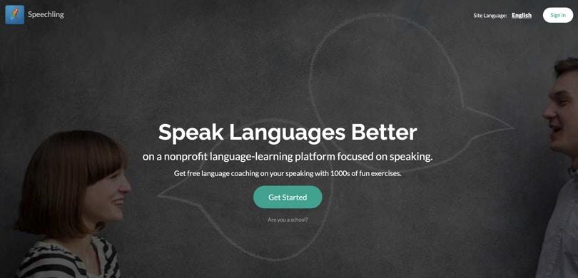 Image Speechling - Spanish Courses Online