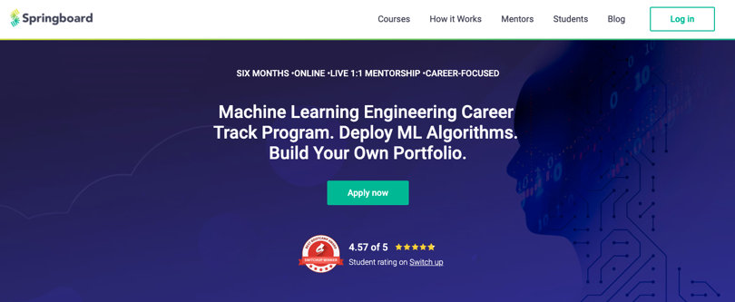 Image Springboard Courses - Machine Learning Bootcamp