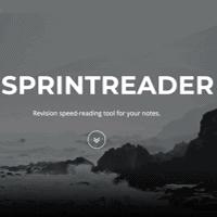 Image Sprintreader - eReading App Extension Chrome