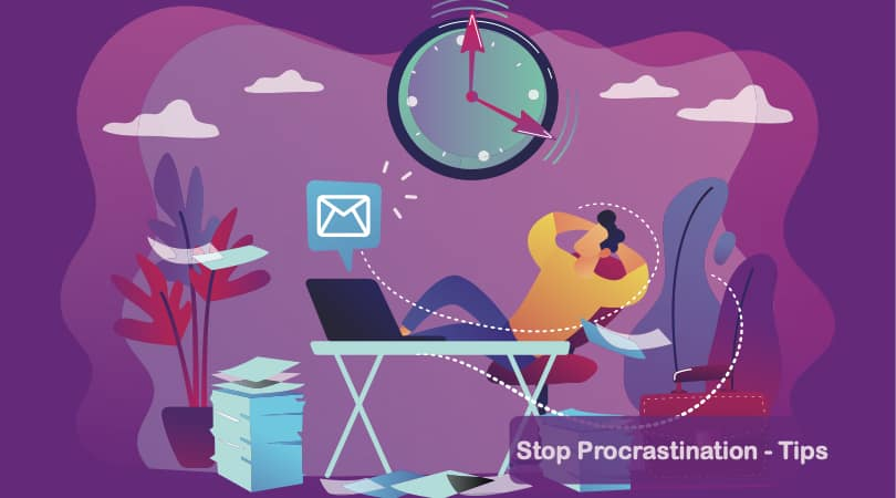 Image 10 Tips To Stop Procrastination