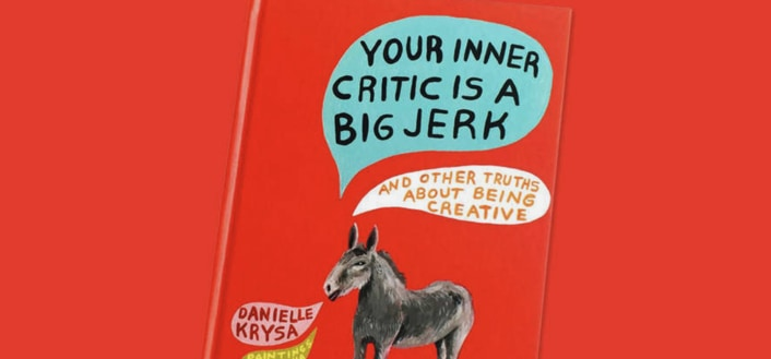 Your Inner Critic Is A Big Jerk - Course Image