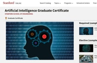 Table image Ai Courses - Stanford