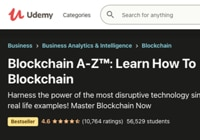 blockchain course-image - Udemy Training
