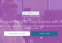 Table Image of R Course, Udacity