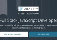 Table image JS Courses - Udacity