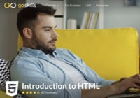 Table image HTML & CSS Courses - GoSkills