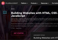 Table image HTML & CSS Courses - Pluralsight