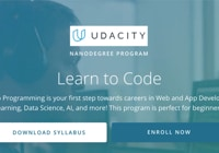 Table image HTML & CSS Courses - Udacity
