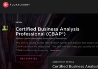 Table image Business-Analytics Pluralsight