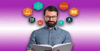 course image - Become a Reading machine, udemy