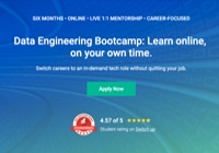 Table Image Springboard Data Engineering Bootcamp