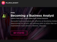 Business Analyst - Path Image