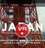 cover image VR trips visit japan