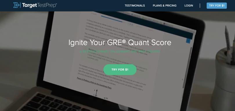 Image Best GRE Courses - TargetTestPrep GRE Prep
