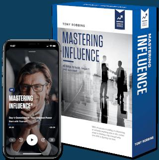 Image of Tony Robbins Courses - Mastering Influence