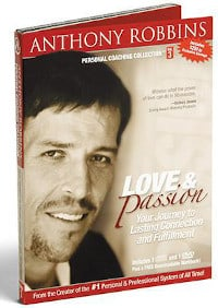 Image of Tony Robbins Resources - Love & Passion