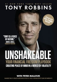 Image of Tony Robbins Resources - Unshakable