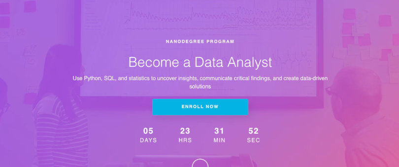 Image Best Udacity Nanodegrees - Become a Data Analyst