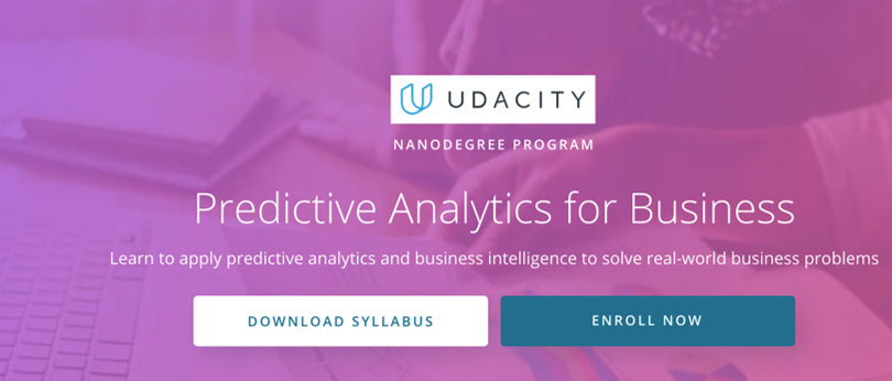 Image Business Analytics Courses - Udacity Predictive Analytics For Business
