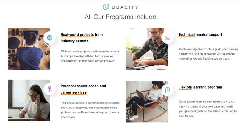Image Udacity Review - Screenshot Benefits