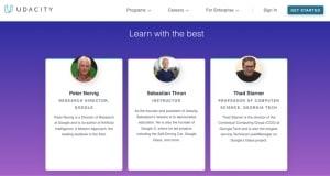 Image Udacity Review - Screenshot Instructors
