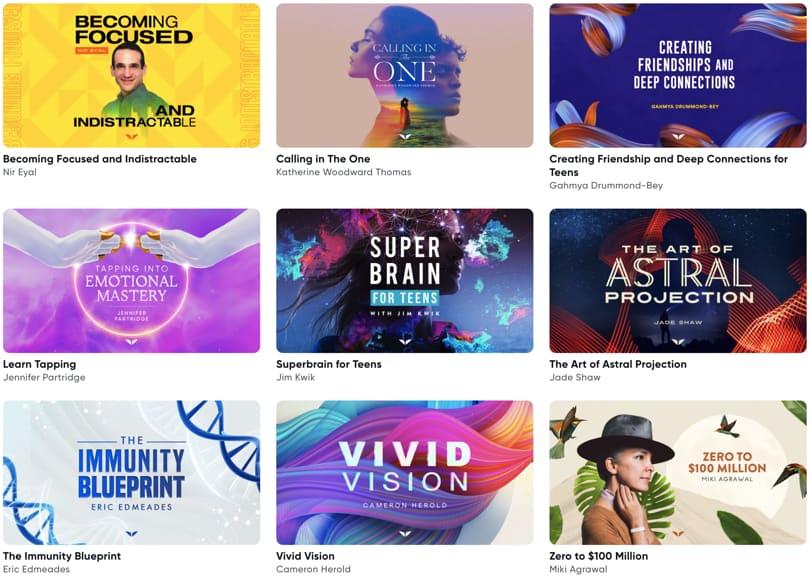 Image Mindvalley University - Upcoming Mindvalley Courses Online