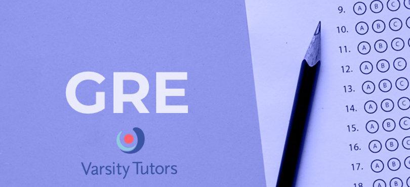 Image Best GRE Courses - Varsity Tutors GRE Prep