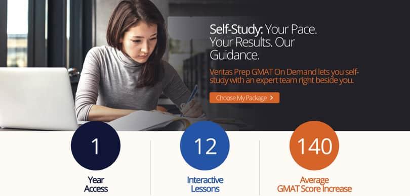 Image GMAT Test Prep Courses - Veritas GMAT Prep