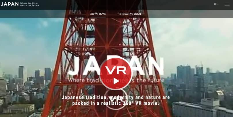 Image Virtual Field Trips - Visit Japan