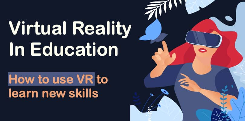 Image How to use virtual reality in education