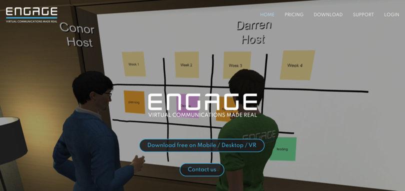Image Best VR Apps - Engage Platform