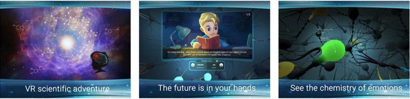Image Best VR Apps - InMind Platform