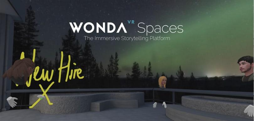 Image Best VR Apps - Wonda Platform