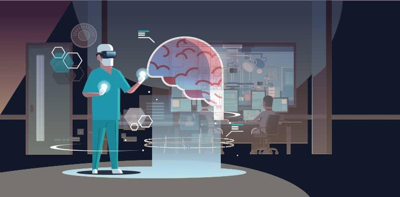 Image VR in Education - Use Case Medicine