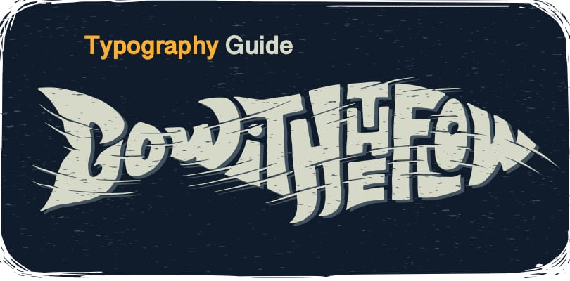 Image Typography - Beginner's Guide and Tips