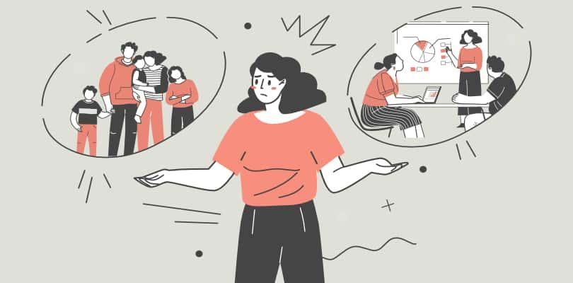 Image Work Life Balance Tips - Challenges