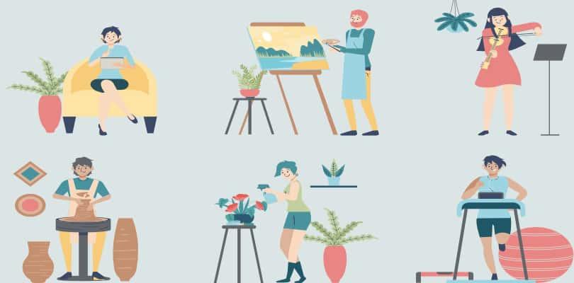 Image Work Life Balance Tips - Time for Yourself